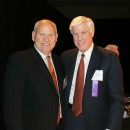 Past Inductee Coach Phil Fulmer and Coach Bill Battle