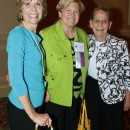 Courage Award Recipient Peggy Michaels and Champion Within Award Recipient Joan Cronan
