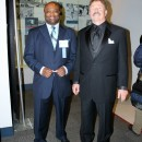2013 Inductees Leonard Hamilton and Dr. Chris Jones