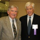 Past Inductees Coach John Majors and Coach Bill Battle