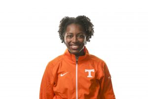 KNOXVILLE,TN - AUGUST 17, 2015 - Felicia Brown Sprints - 2015 Tennessee Track & Field headshot. Photo By Craig Bisacre/Tennessee Athletics